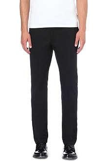 RALPH LAUREN BLACK LABEL James stretch-cotton trousers 36