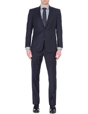 RALPH LAUREN BLACK LABEL Anthony pinstripe wool suit
