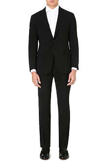 RALPH LAUREN BLACK LABEL St Nigel single-breasted wool suit