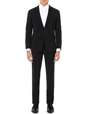 RALPH LAUREN BLACK LABEL St Nigel single-breasted wool suit