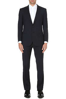 RALPH LAUREN BLACK LABEL St Anthony wool suit