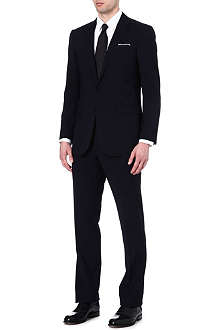 RALPH LAUREN BLACK LABEL Anthony two-button wool suit