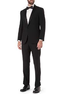 RALPH LAUREN BLACK LABEL Shawl collar tuxedo