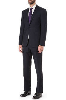 RALPH LAUREN BLACK LABEL Dylan pinstripe suit