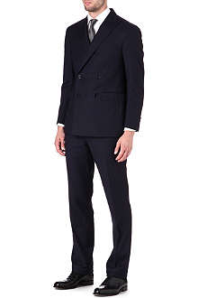 RALPH LAUREN BLACK LABEL Nigel double-breasted wool suit