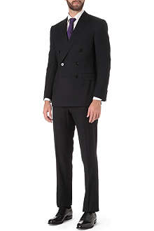 RALPH LAUREN BLACK LABEL Double-breasted suit