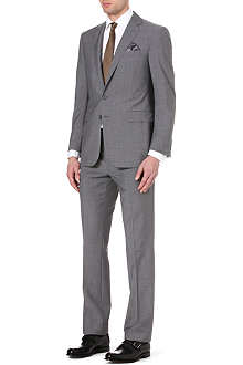 RALPH LAUREN BLACK LABEL Single-breasted wool suit