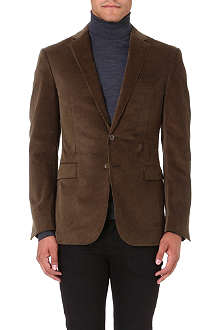 RALPH LAUREN BLACK LABEL St Nigel corduroy jacket