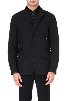 RALPH LAUREN BLACK LABEL Military-style coat