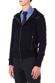 RALPH LAUREN BLACK LABEL Full zip hoody