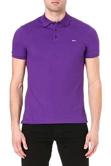 RALPH LAUREN BLACK LABEL Logo polo shirt