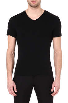 RALPH LAUREN BLACK LABEL V-neck t-shirt