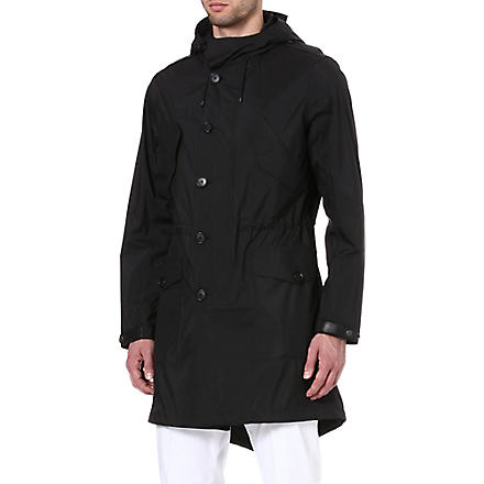 RALPH LAUREN BLACK LABEL City Marsh coat (Polo black /bla
