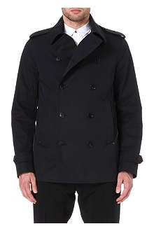 RALPH LAUREN BLACK LABEL Military peacoat