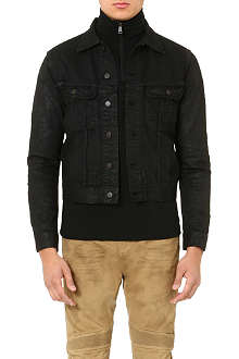 RALPH LAUREN BLACK LABEL Mason trucker denim jacket