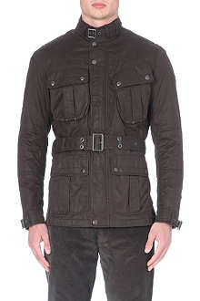 RALPH LAUREN BLACK LABEL Multi-pocket navigator jacket