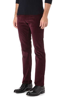 RALPH LAUREN BLACK LABEL Corduroy trousers