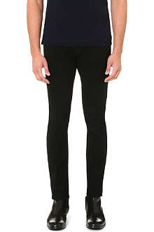 RALPH LAUREN BLACK LABEL Slim-fit skinny jeans 32