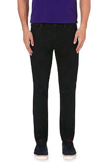 RALPH LAUREN BLACK LABEL Spar slim-fit straight jeans