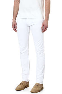 RALPH LAUREN BLACK LABEL Slim-fit skinny jeans