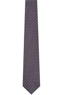 RALPH LAUREN BLACK LABEL Dot tie