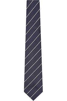 RALPH LAUREN BLACK LABEL Standard stripe tie