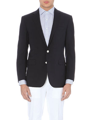 RALPH LAUREN BLACK LABEL Anthony wool suit jacket