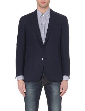 RALPH LAUREN BLACK LABEL Daniel linen jacket