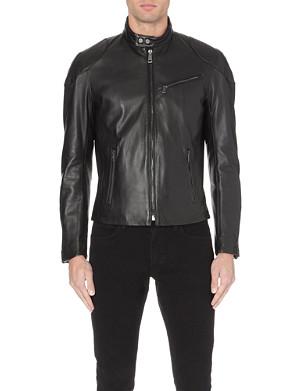 RALPH LAUREN BLACK LABEL Altitude cafe jacket