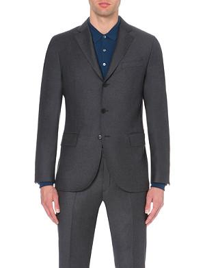 J LINDEBERG Slim-fit wool jacket