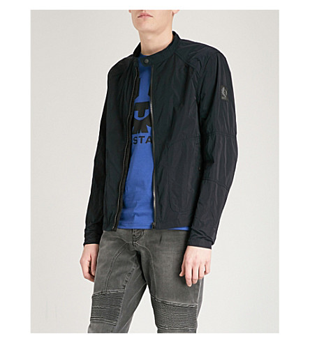 BELSTAFF Ravenstone Racer shell jacket (Dark+ink