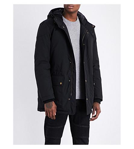 BELSTAFF Pittfield quilted coat (Black