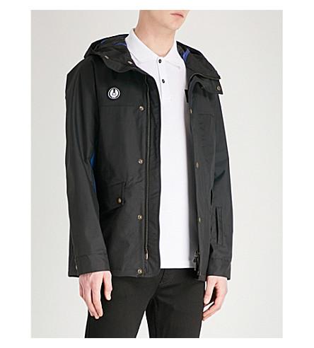 BELSTAFF Kersbrook hooded shell jacket (Blackblue