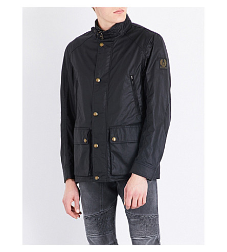 BELSTAFF Tourmaster cotton jacket (Black