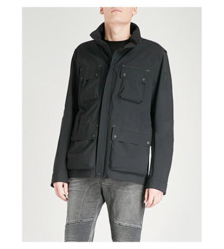 BELSTAFF Trialmaster Evo Origins shell jacket (Black
