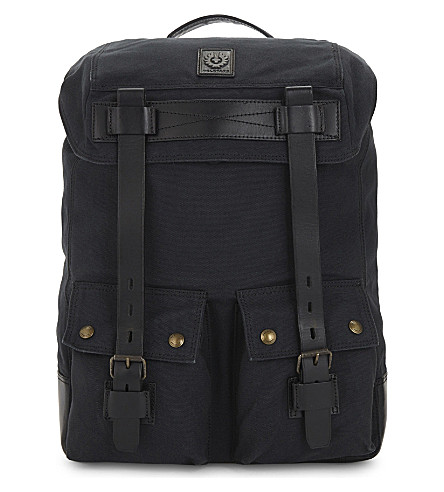 BELSTAFF Colonial backpack (Black