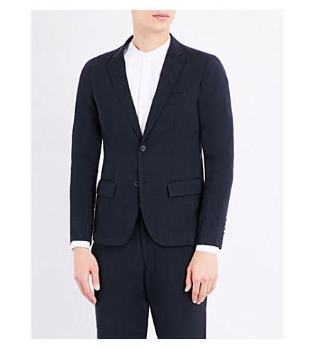 SEBIRO BY UNITED ARROWS Tech-shell jacket (Navy