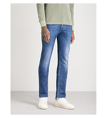 JACOB COHEN Slim-fit straight jeans (Blue