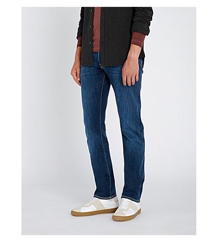 JACOB COHEN Slim-fit straight jeans (Blue+2