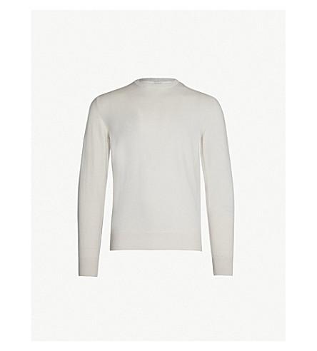 ELEVENTY Cashmere jumper (Avorio
