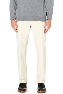 BRIONI Corduroy regular-fit trousers