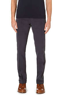 BRIONI Twill straight leg trousers