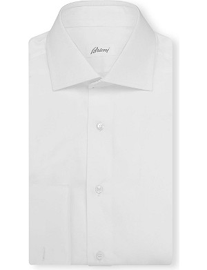 BRIONI William Newport cotton shirt