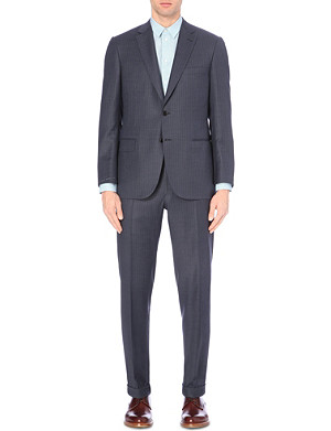 BRIONI Striped wool suit