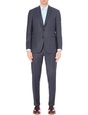 BRIONI Striped wool suit