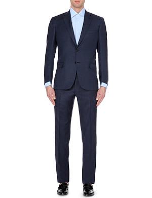 BRIONI Regular-fit striped wool suit