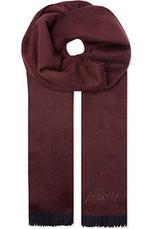 BRIONI Cashmere scarf