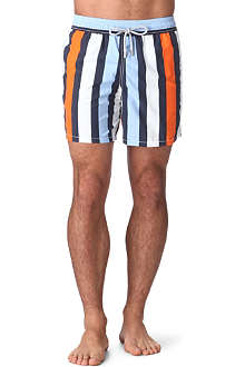 VILEBREQUIN Striped swim shorts