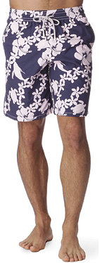 VILEBREQUIN Okoa long swim shorts