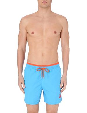VILEBREQUIN Bright contrast woven swim shirts